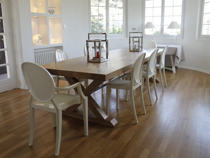 Table à dîner création atelier de l